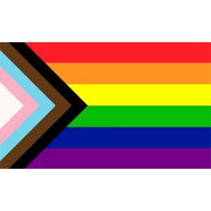 Banner of the Pride Flag